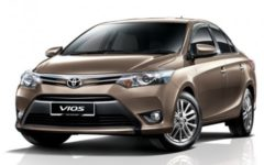TOYOTA NEW FACELIFT VIOS 1.5J