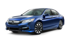 HONDA ACCORD 2.0 VTi-L 2017