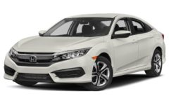 HONDA CIVIC 1.8E CVT