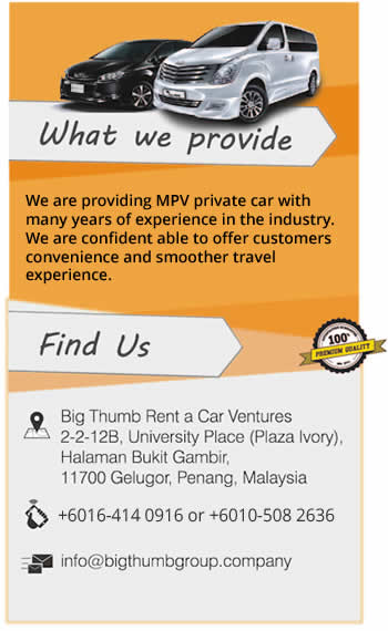 Avis Rent A Car In Penang