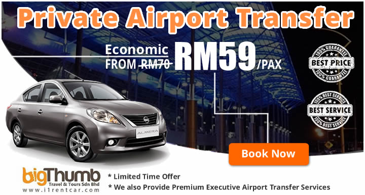 Penangs Top Car Rental