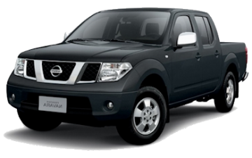 NISSAN NAVARA 4WD 2.5 AT