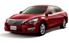 NISSAN TEANA 2.0E LUXURY SPECS LEATHER SEAT 2014