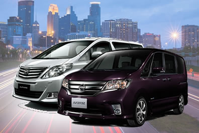 MPV Car Transfer