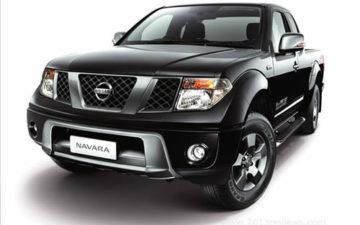 Nissan Navara 4WD 2.5 LE