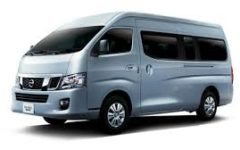 NISSAN URVAN 14 Seaters