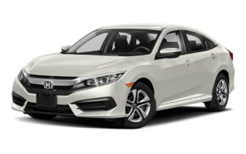 HONDA NEW FACELIFT CIVIC AUTO 1.8L