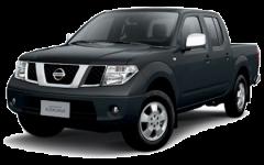NISSAN NAVARA 4WD 2.5 AT